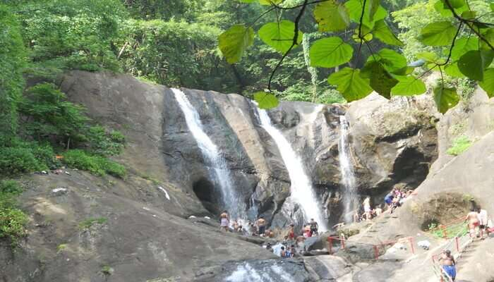 Kumbhavurutty Waterfall