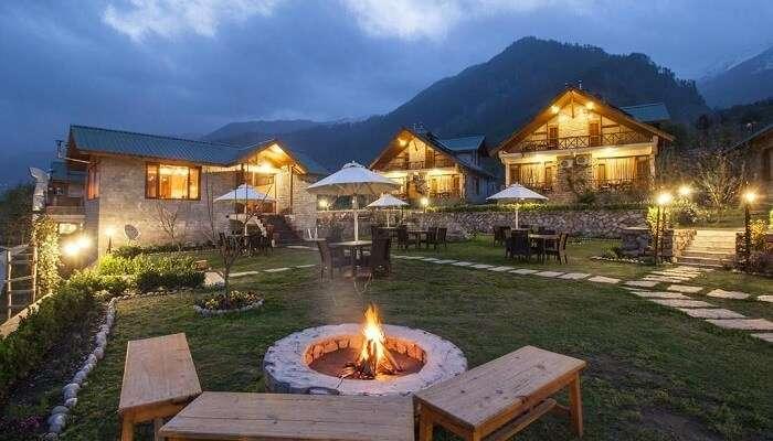La Ri Sa Resort