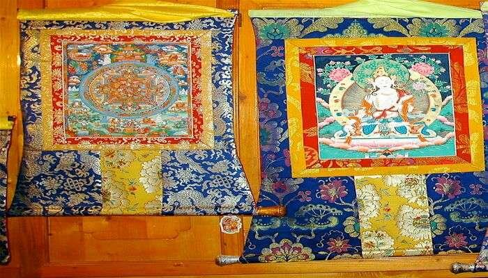 Lama Tenzing Wangdak Place