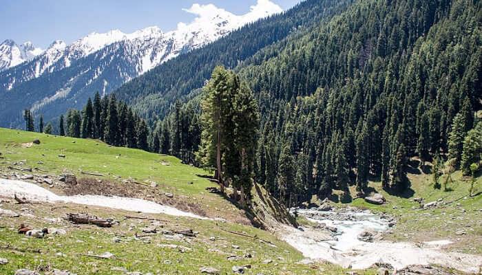 Lidder Valley in Kashmir