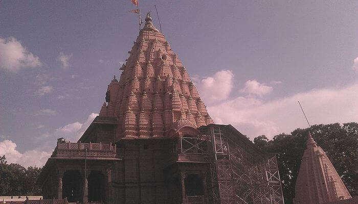 Mahakaleshwar Temple View