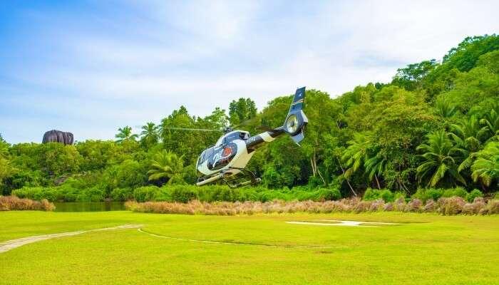 it is beautiful location in Seychelles