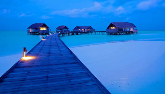 Maldives is the best place for visit