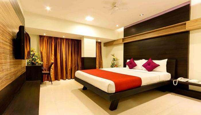 Mango Hotels Prajwal