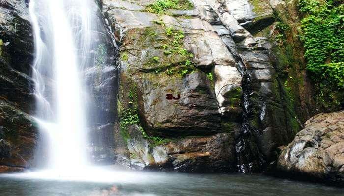 Mankayam (Kalakkyam) Waterfalls