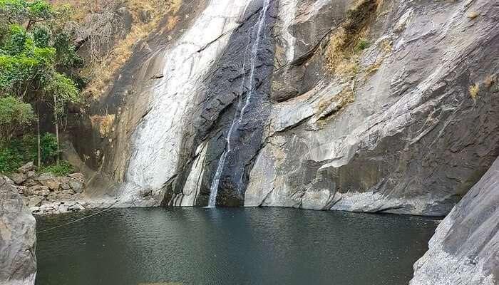 Maramala Waterfalls