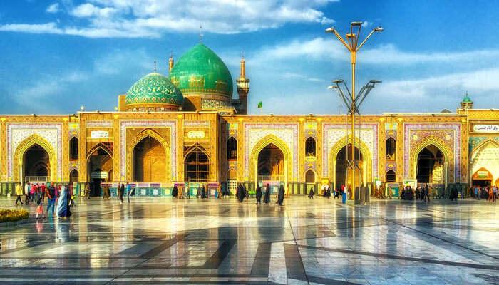 Mashhad is a city worth visiting