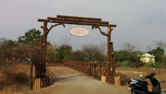 Mayureshwar is one of the smallest wildlife sanctuaries