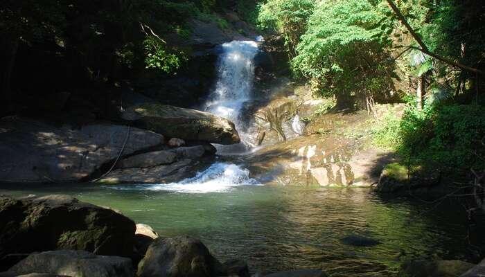 Meenvallam Falls