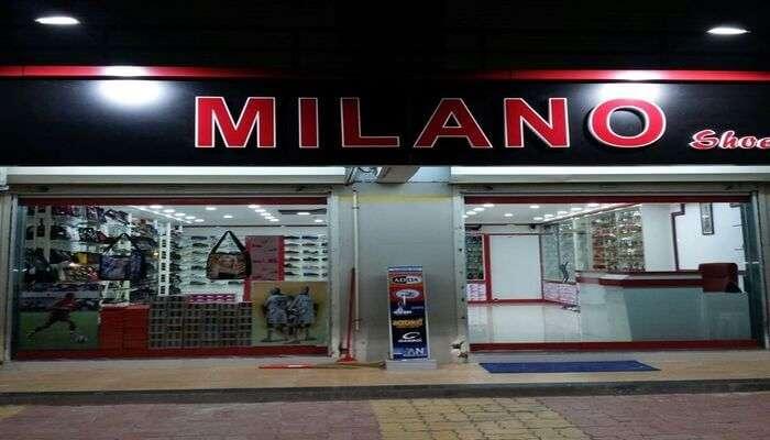 Milano Shoes N Bags in Daman