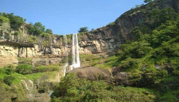Mohadi Falls