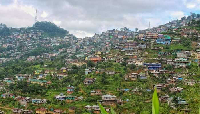 Mokokchung And Tuophema Village is best place to go in nagaland