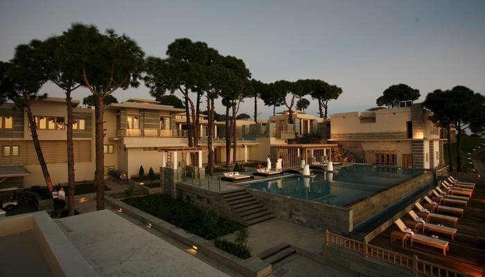 Moksha Himalayan Spa Resort