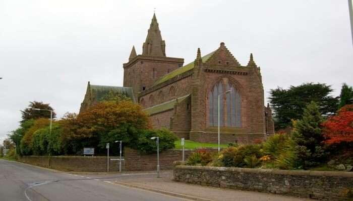 Morrison Memorial Church