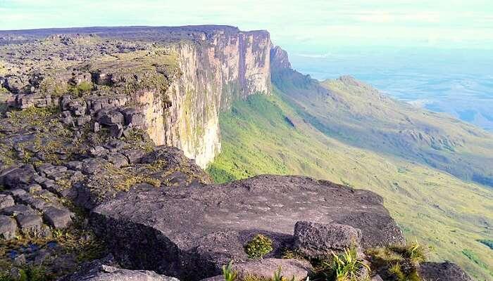 Mount Roraima In Brazil