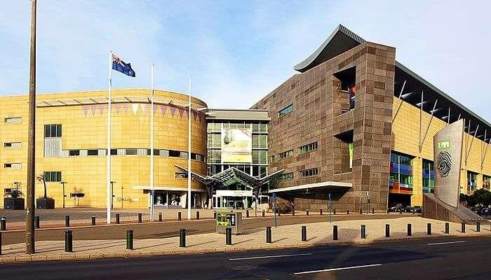 Museum of New Zealand Te Papa Tongarewa Wellington