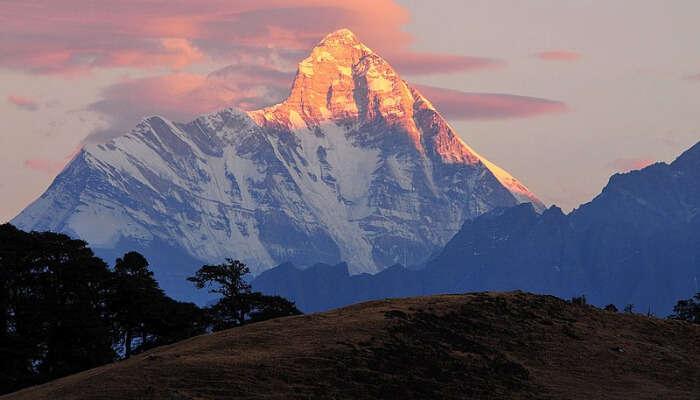 Mount Nanda Devi