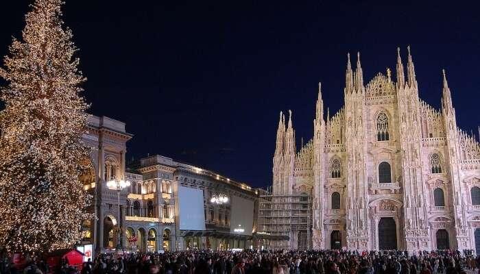 this popular Italian festival
