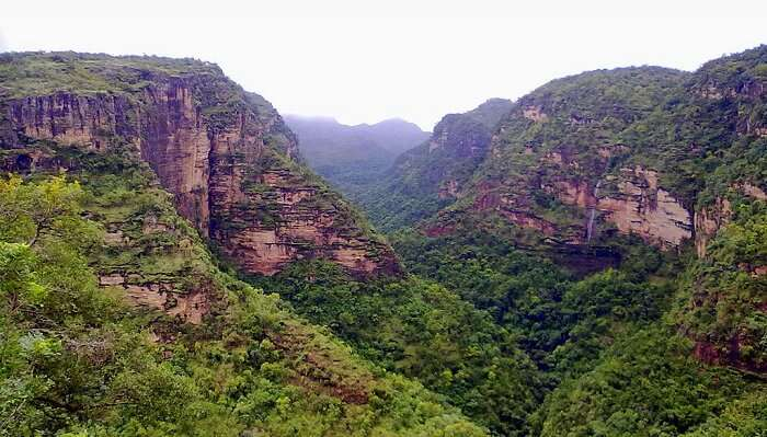 Pachmarhi Wildlife Sanctuary