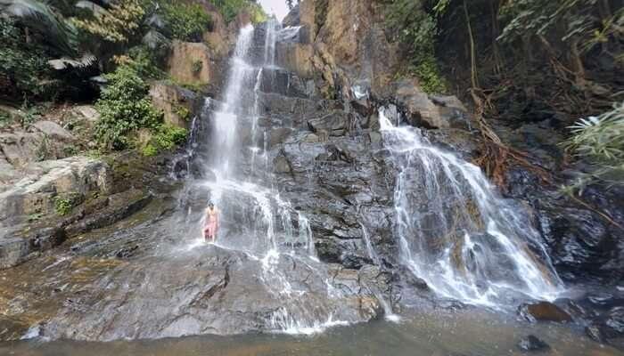 Palchuram Waterfall