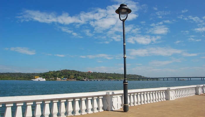 Experience the beauty of panaji