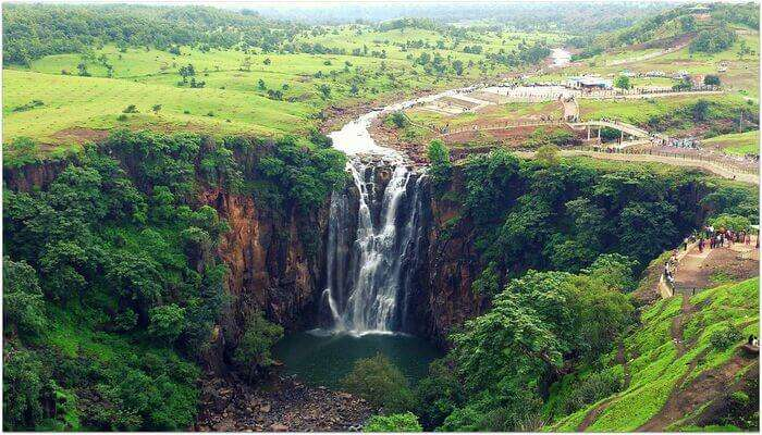 PatalPani Waterfalls