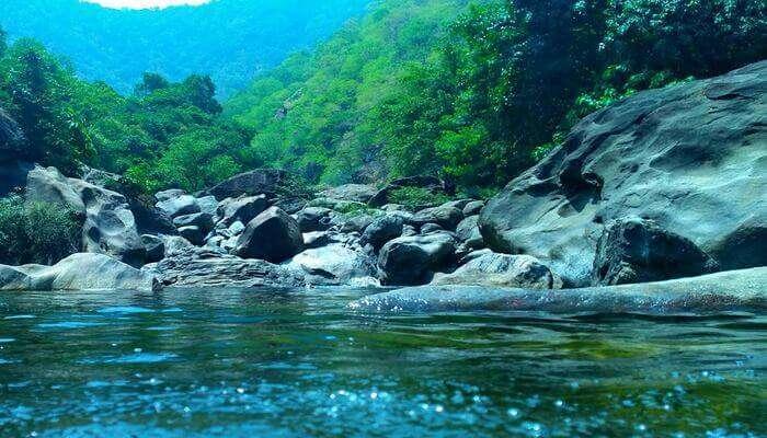 Pathrakadavu Waterfalls