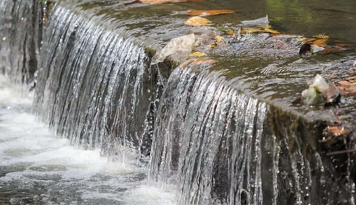 quite beautiful waterfall