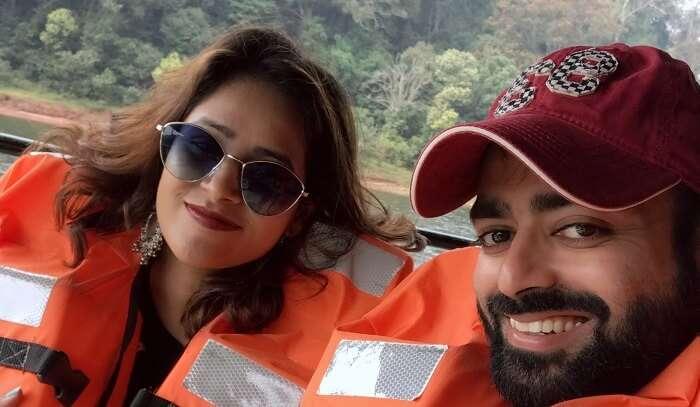 Periyar Tiger Reserve -Boat Trekking