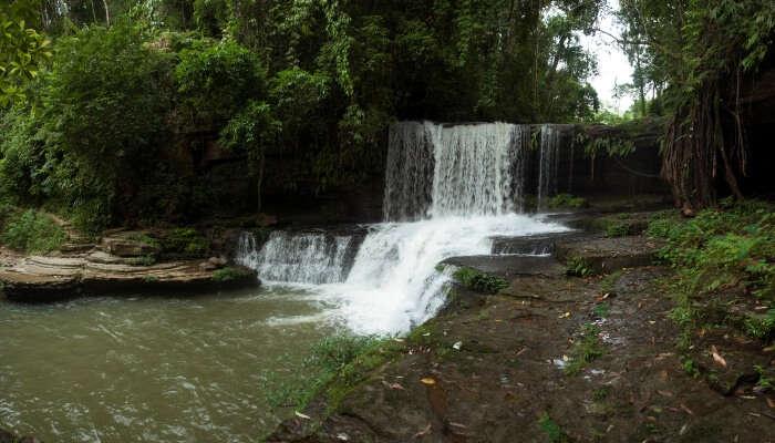 this waterfalls amazing