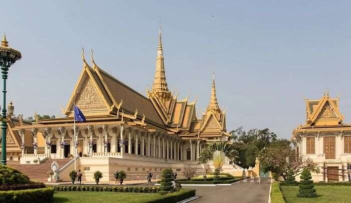 capital city of Cambodia