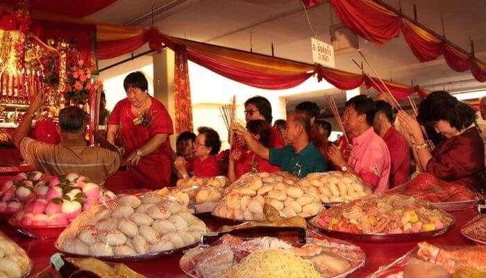 Phuket Por Tor Festival