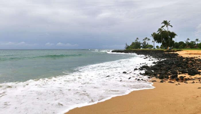 best beach to visit in poipu baech