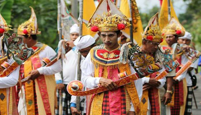 Popular Events And Festivals In Indonesia In July