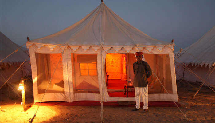Prince Desert Camp