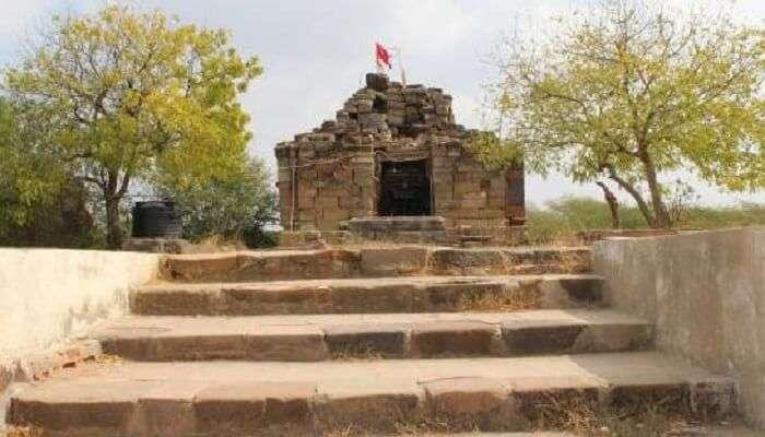 Purneswar Temple Karanjia