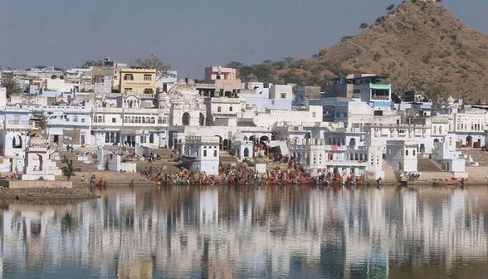Pushkar Lake_ is so famous