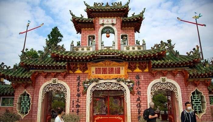 Quan Cai Cong Temple Festival