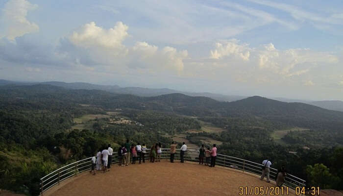 place to go, coorg