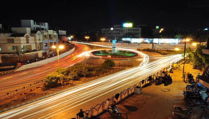 Amazing view of Rajkot