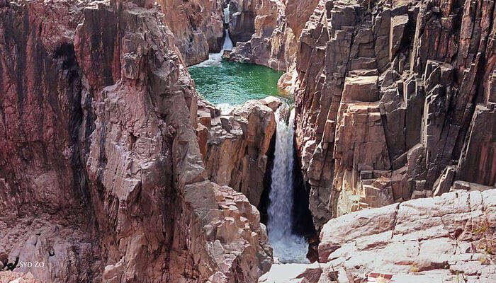 everlasting beauty of falls