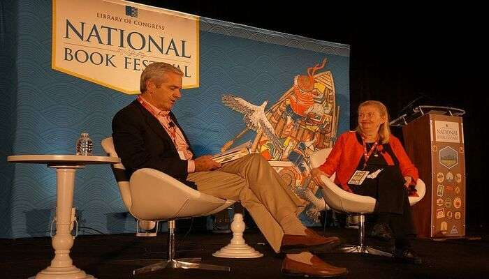 ead Your Heart Out At The National Book Festival