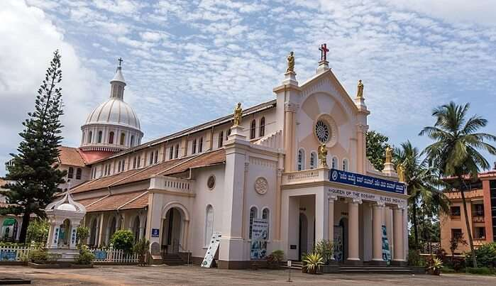 rosario cathedral mangalore