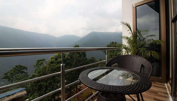 Royal View Resort, Mawsynram