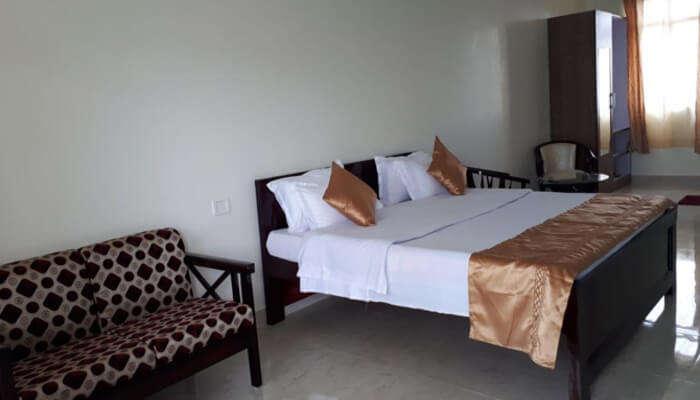 SAN Nael La Resort, Cherrapunji