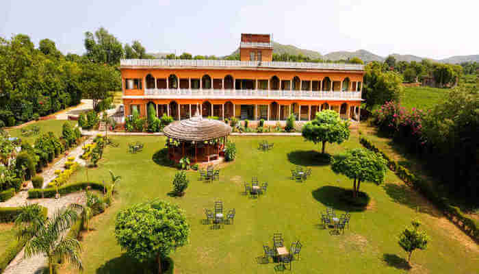 Sariska Tiger Camp Resort
