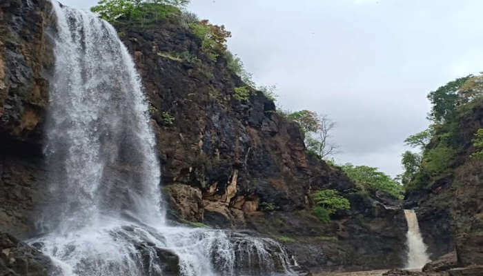 Sitlamata Waterfalls