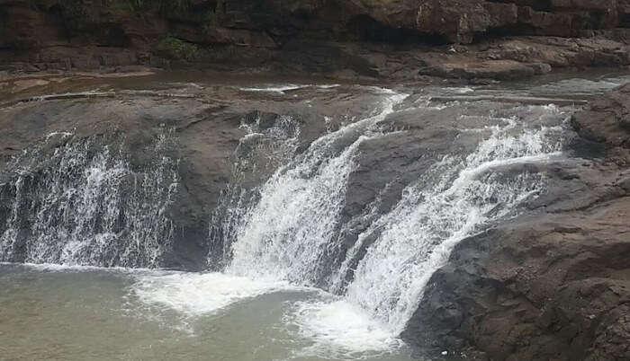 Someshwar Waterfall in Nashik