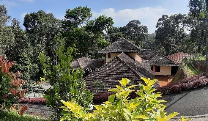 Spices Lap Plantation Resort