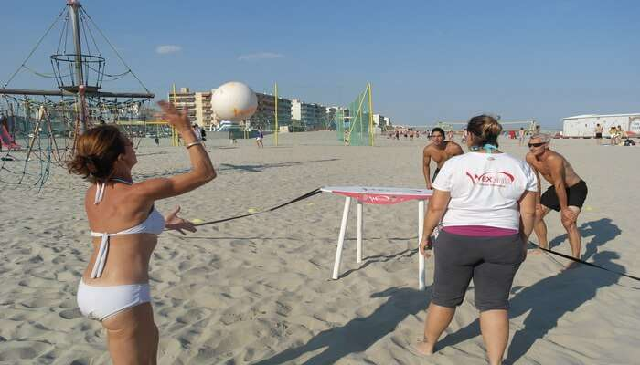 Sporting Club Beach
